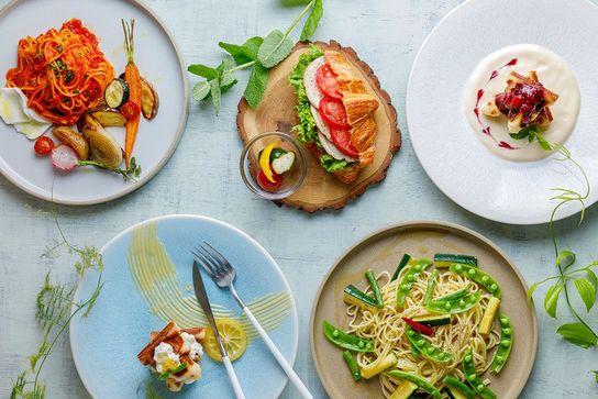 新鮮オーガニックサラダが食べ放題!有機野菜カフェが大宮に新オープン