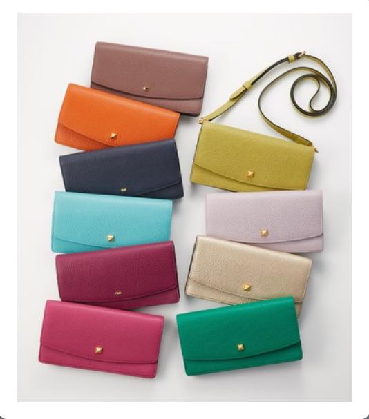 現代女性に寄りそう「スマホ財布」が新登場