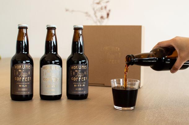 コーヒー好きのお父さんに!ROKUMEI COFFEE CO.の無添加アイスコーヒー