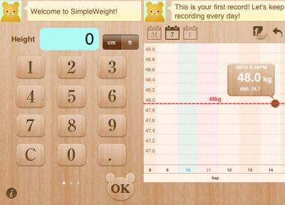 SimpleWeight