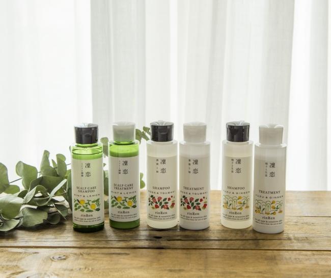国産植物原料で、髪や地肌を健康に!