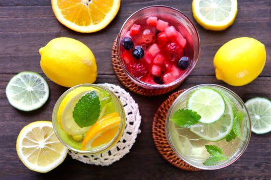 緑茶×フルーツで夏のティータイムを爽やかに演出!ベジターレのアイスティー発売