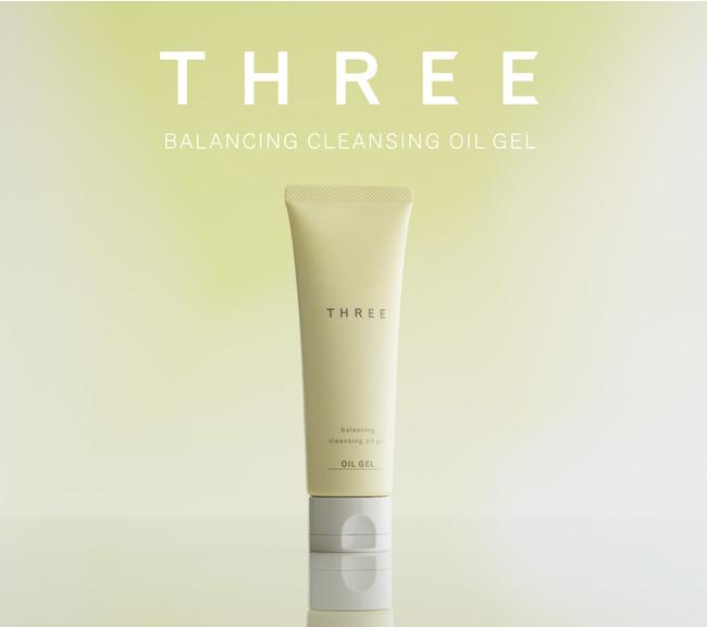汚れ、皮脂、大気中物質まで穏やかにオフ!THREEの新発想クレンジング誕生