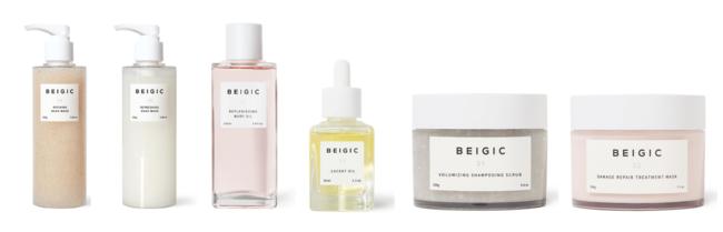 Good Good Martが韓国のヴィーガンコスメ「BEIGIC」取り扱いスタート
