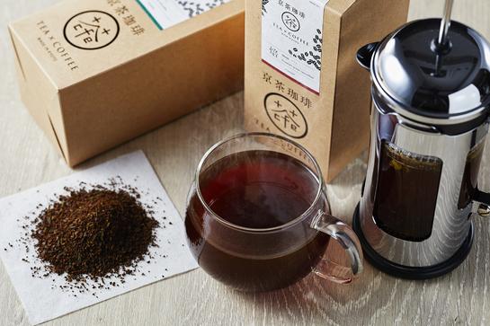 日本茶とブレンドした新感覚コーヒー登場