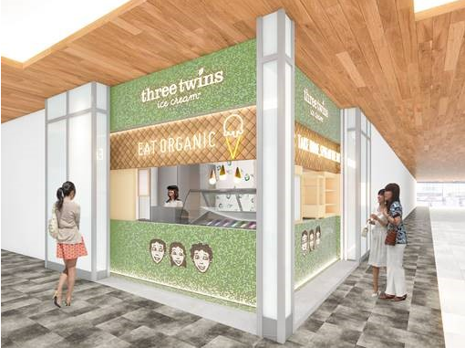 three twins ice cream が新宿で2号店をオープン starthome